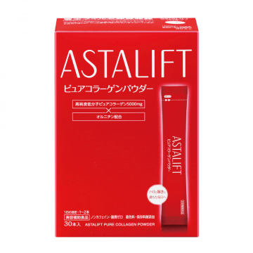 Astalift Pure Collagen Powder 5,000mg 5.5g x 30 Sachets