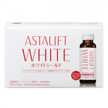 Astalift White Shield Drink 50ml x 10 Bottles