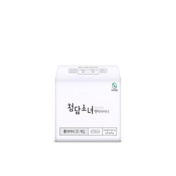 Chungdam Girl Panty Liner 17.5cm / 20P