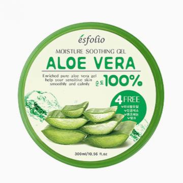 Esfolio 100% Aloe Vera Soothing Gel 300ml
