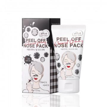 Esfolio Charcoal Gummy Peel-Off Nose Pack 70ml