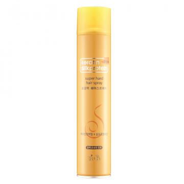 Flor De Man Keratin Silkprotein Super Hard Hair Spray 300ml