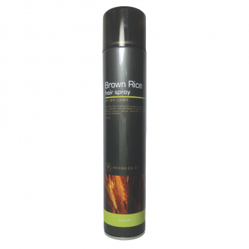 Hyssop Organic Brown Rice Hair Spray 300ml