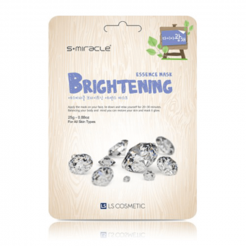 S+Miracle Brightening Essence Mask 25g