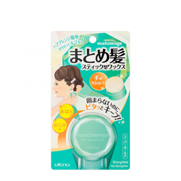 Utena Matomage Hair Styling Stick Strong Hold 13g